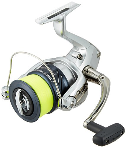 Shimano Spinning Reel 11 ALIVIO 1000 with Nylon Fishing Line New from Japan