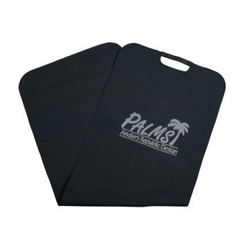Anglers Republic Palms Seat Cover Black
