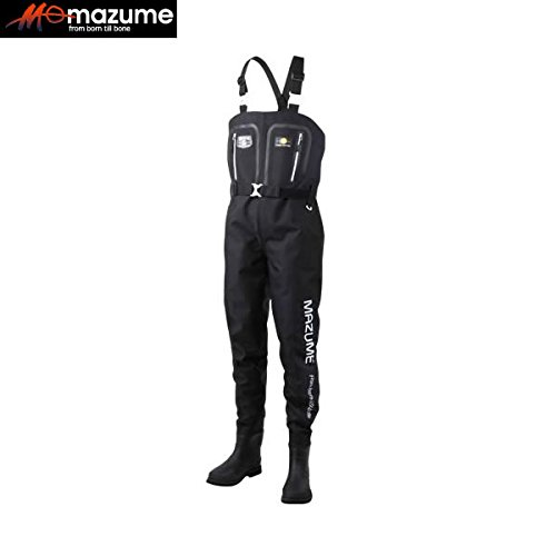 mazume (Mazume) Boot Foot Game Wader (Felt SP) Black L