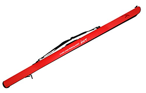 TICT (Tact) TICT Semi Hard Rod Case 205 Red