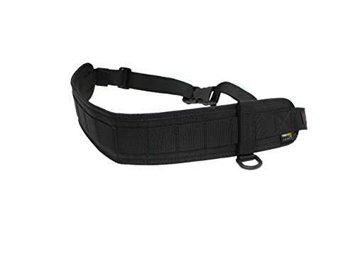 Rise Factory Rainier Light Rod Belt Type 2CL-17 N Black
