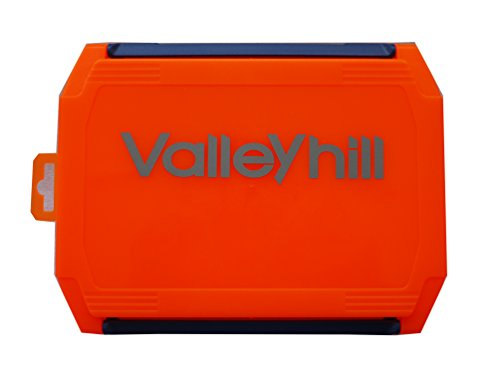 Valleyhill lure case 1510 VHW-1510 fluorescent orange