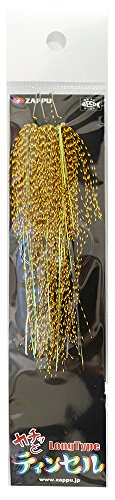 Zappkatit Tinsel long gold