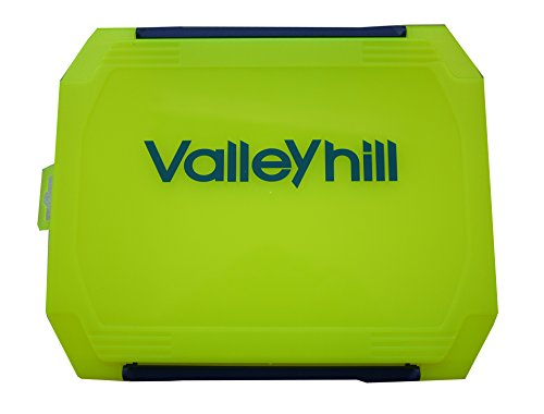 Valleyhill Lure Case 2310 W Fluorescent Yellow