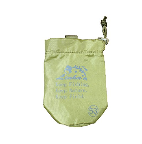 Rise Factory Linearia TRACH POUCH Type 2 CL-13 NKHAKI