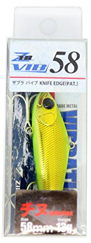 Zip Bates ZBL Vibe 58-13 G 819 Gold Plated Lime