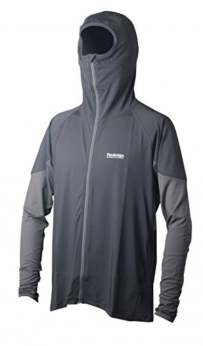 Pazdesign SJK-009 Stretch Hoodie XL Charcoal Gray