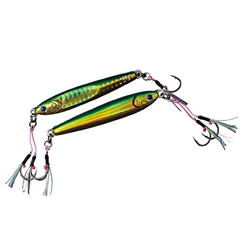 Daiwa TG Bait SLJ (Super light jigging) 60 FPH Green G