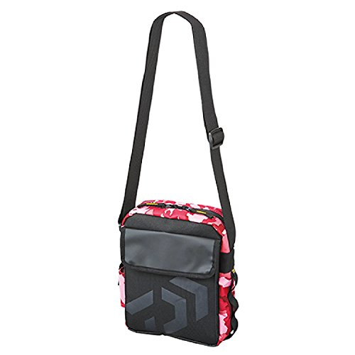 Daiwa Shoulder Pouch (C) Pink Camouflage