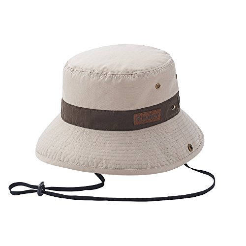 Bidirectional RV Keiryu Guide Hat 5298 Free Beige / Brown