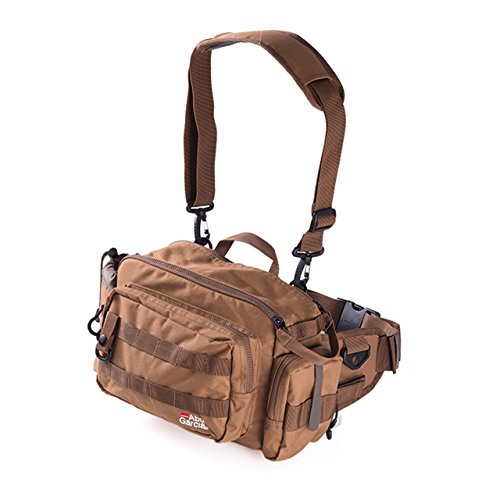 AbuGarcia Hip Bag 2 L Coyote Brown