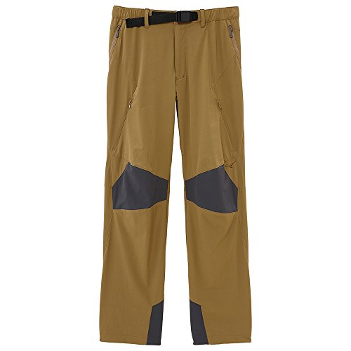 Mizuno Aero Cycle Trail Pants XL Plantation Khaki
