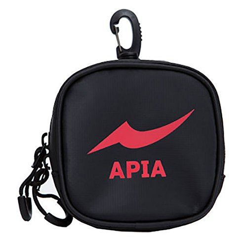 Apia 2017 APIA Pouch S Black × Red