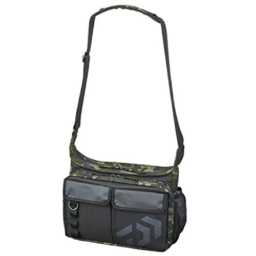 Daiwa shoulder bag (C) olive camouflage