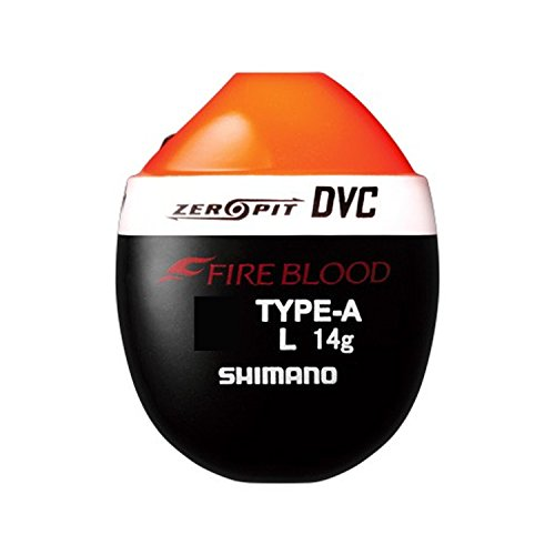 Shimano Fire Blood ZERO-PIT DVC TYPE-A L Orange 3 B