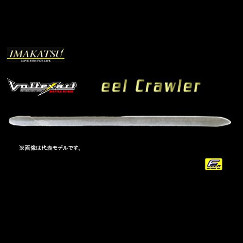 Imakatsu Yale Crawler 9 inch (Eco compatible item) # S-204 Smoke back clear berry