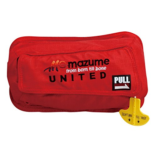mazume Inflatable pouch MZLJ-244 Red buoyancy for Westback installation 75