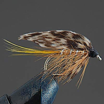 Valleyhill finished product wet fly COMPLETE FLY W 9 Great sledge