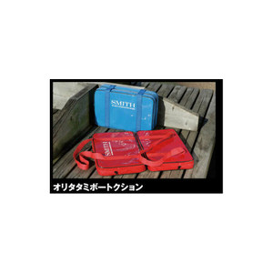 Smith Otretatumi Boat cushion / red