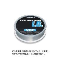 Morris [VARIVAS] VEP Shock Leader 12 Lb (3) to 20 Lb (5) [Nylon] 16 LB (No. 4)