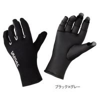 Morris Barbas Chloroprene Glove 3 L Black x Gray