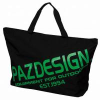 Pazdesign SAC-108 PSL Tote Bag 3 Black