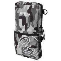 Pazdesign SAC-119 PSL Side Pouch 2 Gray Camo L
