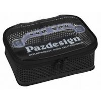 Pazdesign PAC-212 System Case / Mesh M Carbon Black / White