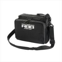 Boss advance 8704 RBB Egi shoulder black × white