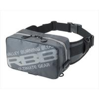 BOSSIN RIVALEY RBB ROCK SHORE HIP BAG BLK / Gray 8776