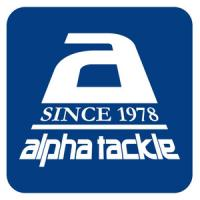 Atec alpha tackle Sticker 110 mm
