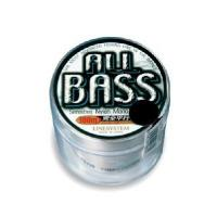 Line system ALL BASS Nylon 300 M 8 LB