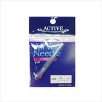 Active air vent needle S