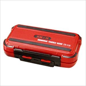 Black Snapper Studio Original Tackle Case TC-1 (SS) RED