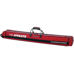 Black Sea Bream Studio Athlete Rod Case W135-RB Red / Black