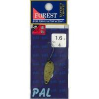 Forest PAL 1.6g 19TS intense fishing color No. 4
