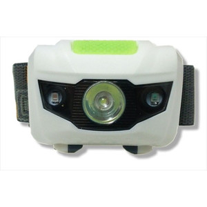 Woodman mover headlight white / green