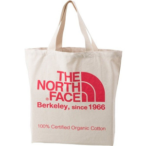 North Face TNF Organic Cotton Tote NM 81616