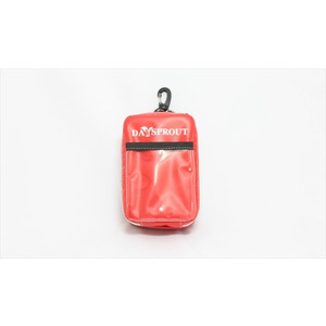 DISPLAUD DS Wallet Pouch Red * White Chuck