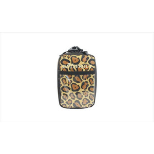 Daysprout DS Wallet Pouch Brown Leopard Print