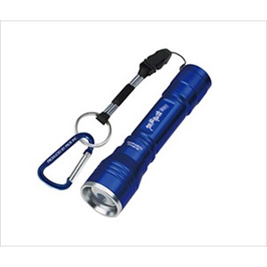 Prox 3rd generation Root fishery authoritative phosphorescent device (zoom lens) Blue
