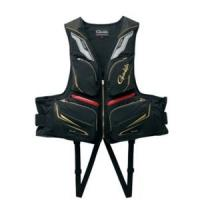 Gamakatsu GM2179 Floating vest Black / Black LL