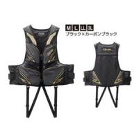 Gamakatsu GM2180 Floating vest Black / carbon black L