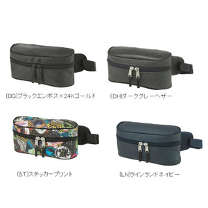 North Face BC Funny Pack (BG) Black Emboss × 24K Gold