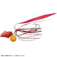 Daiwa Samurai Shore Lava Free 30g Plated Red