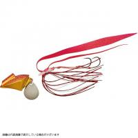 Daiwa Samurai Shore Lava Free 30g Plated Red Gold