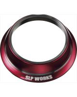Daiwa SLP Works Zillion SV Engine Plate Cover / RD (Red)