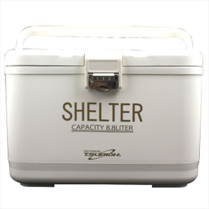 Fishing Officer TC036 SHELTER 8.8 L White