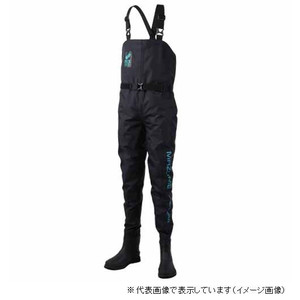 Orange Blue MZX Game Wader Ver. 2 (felt SP) Black L
