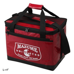 mazume (Maze) Tackle Container Ⅱ Red